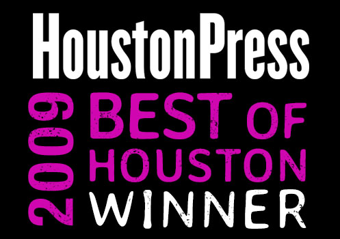 HoustonPress 2009 Best of Houston