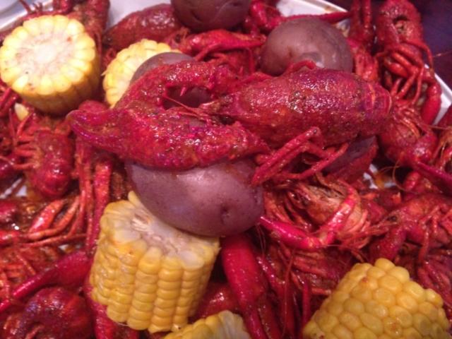 Best Crawfish in Houston