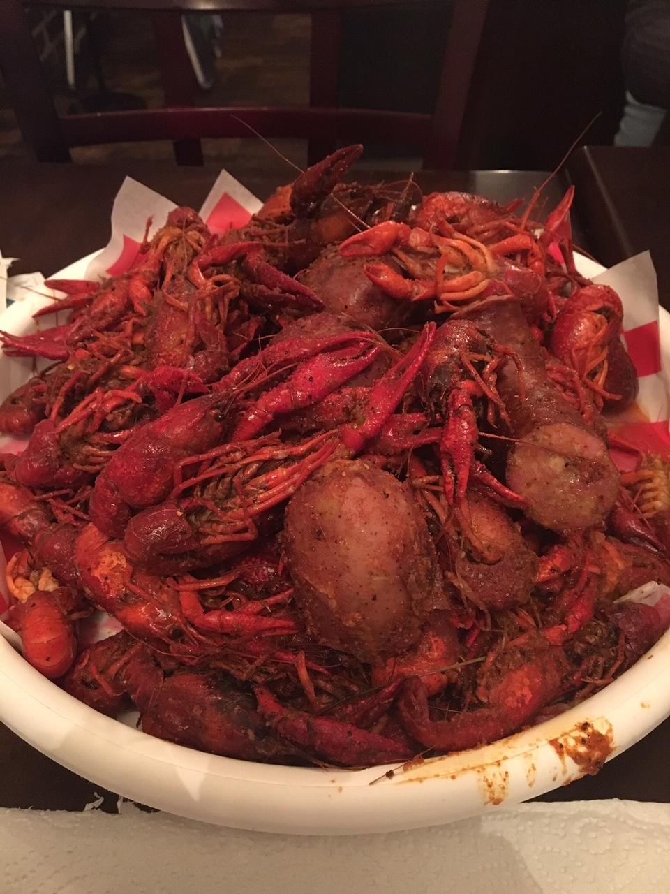 BB's Tex-Orleans Crawfish