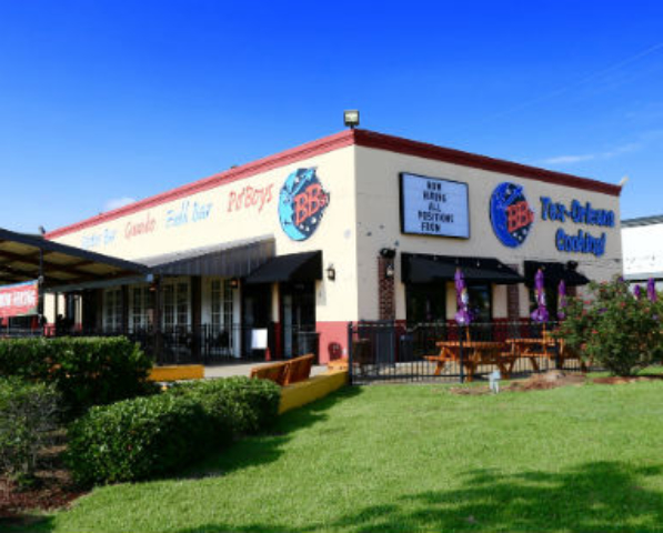 BB's Cafe - Pearland