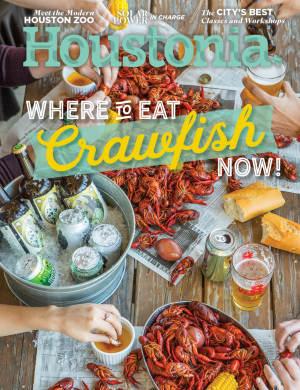 Houstonia Crawfish Guide